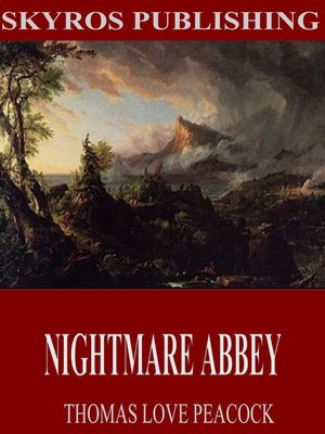 cover image of Nightmare Abbey