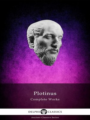 cover image of Delphi Complete Works of Plotinus - Complete Enneads