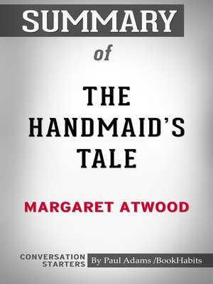 cover image of Summary of the Handmaid's Tale