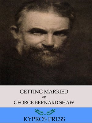 cover image of Getting Married