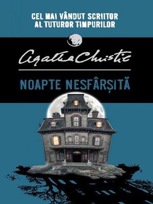 cover image of Noapte nesfârșită