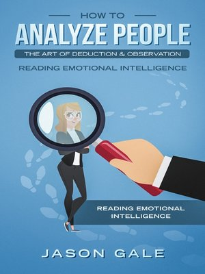cover image of How to Analyze People the Art of Deduction & Observation