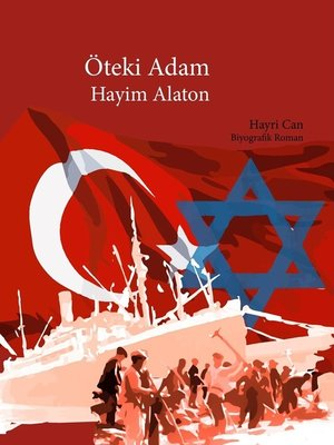 cover image of Öteki Adam - Hayim Alaton