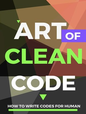 cover image of Art of Clean Code
