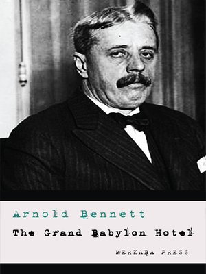 cover image of The Grand Babylon Hotel