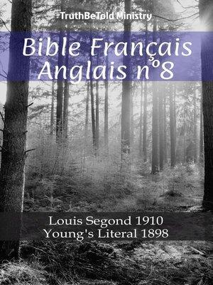 cover image of Bible Français Anglais n°8