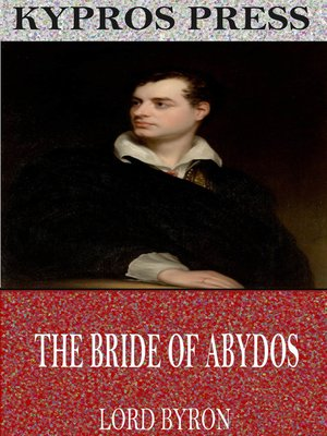 cover image of The Bride of Abydos