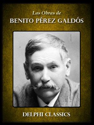 cover image of Obras Completas de Benito Pérez Galdós