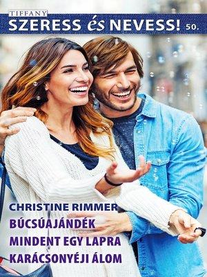 cover image of Búcsúajándék, Mindent egy lapra, Karácsonyéji álom