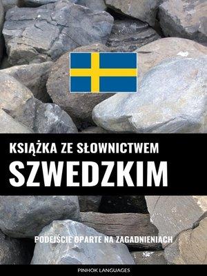 cover image of Książka ze słownictwem szwedzkim