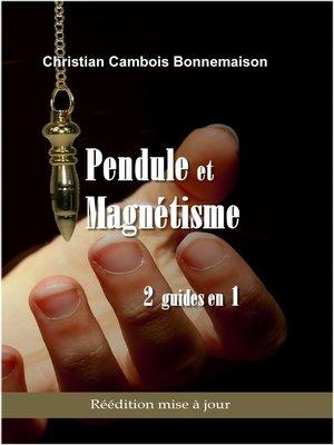 cover image of Pendule et magnétisme