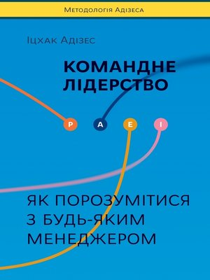cover image of Командне лідерство
