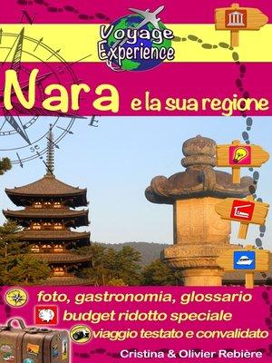 cover image of Giappone - Nara e la sua regione