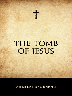 cover image of The Tomb of Jesus