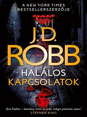 cover image of Halálos kapcsolatok