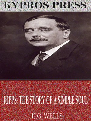 cover image of Kipps: The Story of a Simple Soul