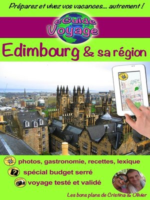 cover image of eGuide Voyage: Édimbourg