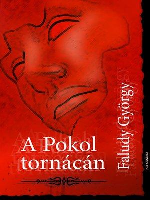 cover image of A pokol tornácán