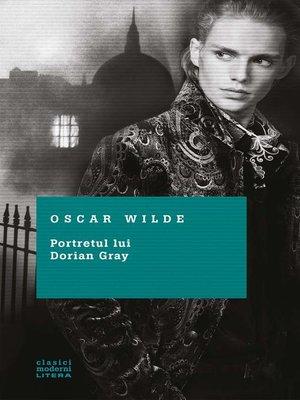 cover image of Portretul lui Dorian Gray