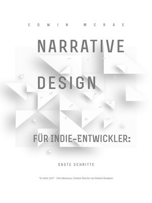 cover image of Narrative Design für Indie-Entwickler