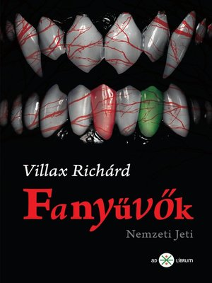 cover image of Fanyűvők