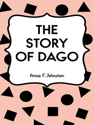 cover image of The Story of Dago