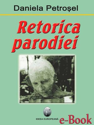 cover image of Retorica parodiei