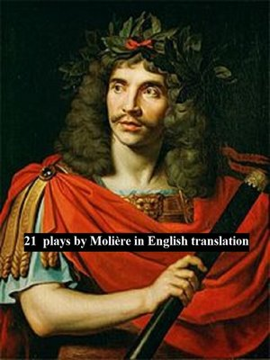 cover image of 21 plays by Molière in English translation