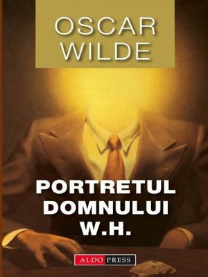 cover image of Portretul domnului W.H.