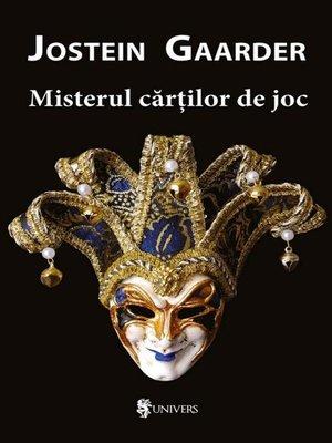 cover image of Misterul cărților de joc