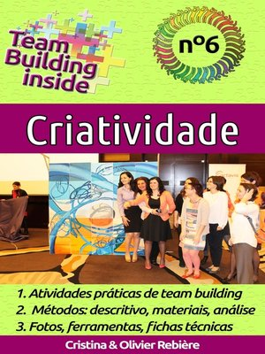 cover image of Team Building inside n°6--Criatividade