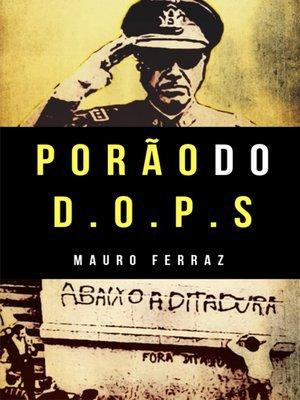 cover image of Porão do DOPS