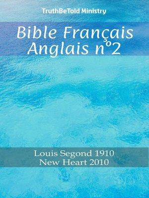 cover image of Bible Français Anglais n°2