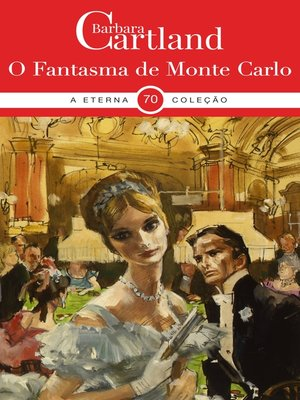 cover image of O Fantasma de Monte Carlo