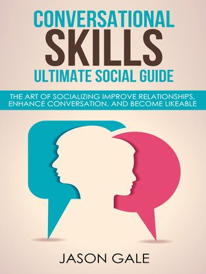 cover image of Conversational Skills Ultimate Guide