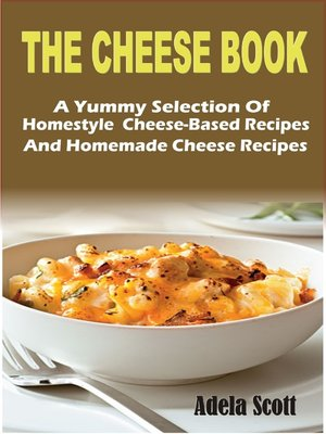cover image of The Cheese Book