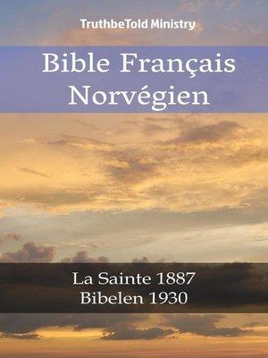 cover image of Bible Français Norvégien