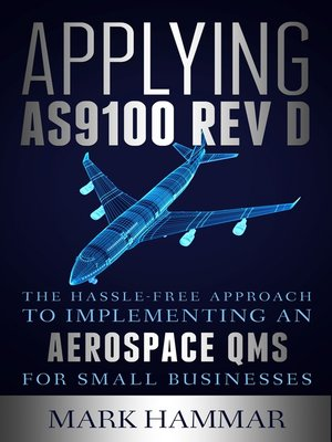 cover image of Applying AS9100 Rev D