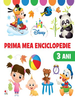 cover image of PRIMA MEA ENCICLOPEDIE. 3 ani