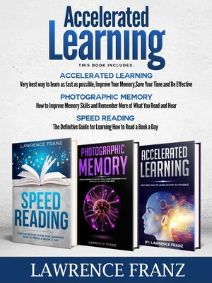 cover image of Accelerated Learning: 3 Books in One