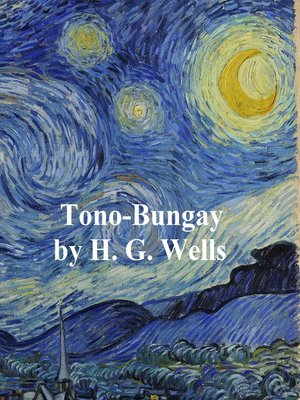cover image of Tono-Bungay