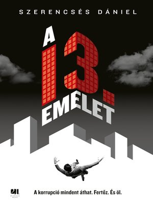 cover image of A 13. emelet