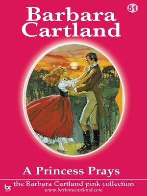 cover image of A Princess Prays