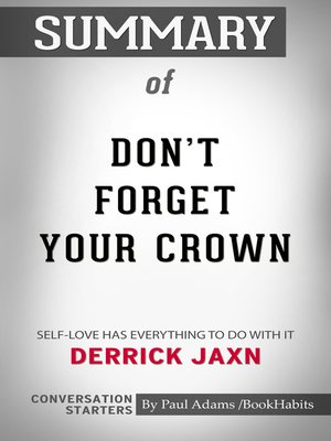 cover image of Summary of DON'T FORGET YOUR CROWN