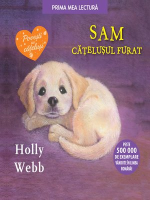 cover image of Sam, cățelușul furat