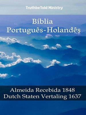 cover image of Bíblia Português-Holandês