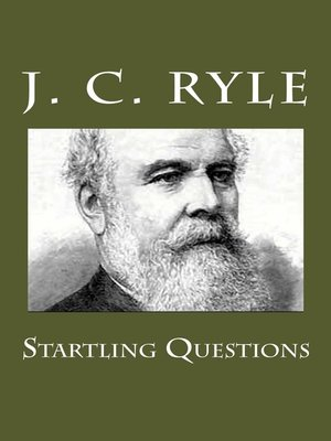 cover image of Startling Questions