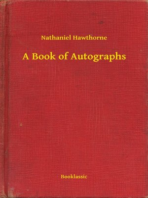 cover image of A Book of Autographs
