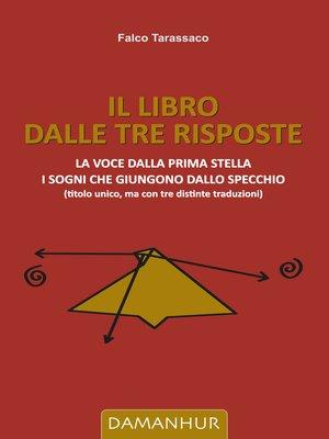 cover image of Il Libro dalle Tre Risposte