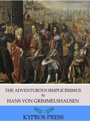 cover image of The Adventurous Simplicissimus